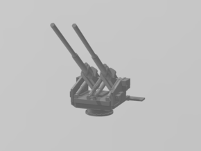 12.8 cm Twin Flak 40 1/220 in Smooth Fine Detail Plastic