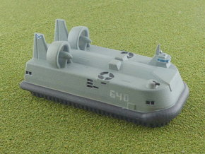 Lebed LCAC 1/285 6mm in White Natural Versatile Plastic