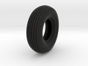 1/10 Landrover Pinkpanther tire in Black Natural Versatile Plastic