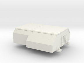 NS 1700 Airco unit 1:45 in White Natural Versatile Plastic