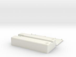 Atlas Dual 11mm x 15mm Speaker Retrofit Kit in White Natural Versatile Plastic