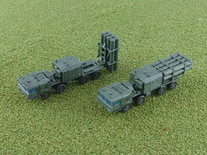 Russian BAL E Coastal Missile System on MZKT 1/285 in Smooth Fine Detail Plastic