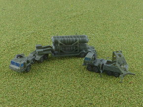 S-400 / SA-21 SAM Reloading Group 1/285 in Smooth Fine Detail Plastic