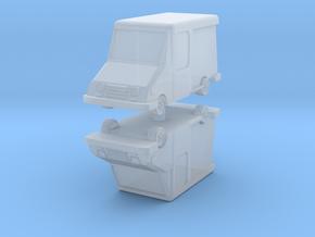 USPS Grumman LLV (x2) 1/200 in Smooth Fine Detail Plastic