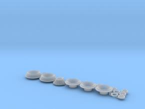 Moebius EVA Pod: Cameras, version B in Smooth Fine Detail Plastic
