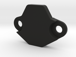 Gearsensor Cover KTM 790 ADV clean in Black Natural Versatile Plastic