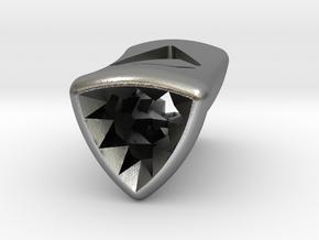 Stretch Diamond 5 By Jielt Gregoire in Natural Silver