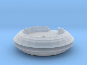 Gun Emplacement (x2) 1/285 in Smooth Fine Detail Plastic