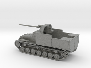 1/100 IJA Type 5 Na-To 75mm SP Anti-Tank Gun in Gray PA12