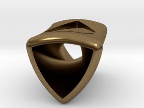 Rotor 6  By Jielt Gregoire in Natural Bronze