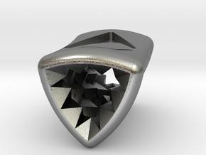 Stretch Diamond 6 By Jielt Gregoire in Natural Silver