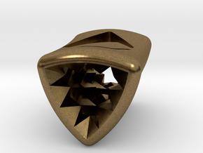 Stretch Diamond 6 By Jielt Gregoire in Natural Bronze