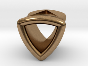 Stretch Shell 8 By Jielt Gregoire in Natural Brass