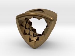 Stretch Diamond 12 By Jielt Gregoire in Natural Bronze