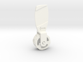 I LOVE YOU! - Stamp Roller in White Processed Versatile Plastic