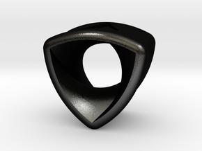Stretch Rotor 16  By Jielt Gregoire in Matte Black Steel