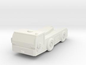 GSE SCHOPF F396C Airport Tug 1/76 in White Natural Versatile Plastic