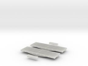 PRR F22 w/Bridge in N Scale in Smooth Fine Detail Plastic