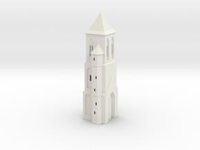 tower t-gauge in White Natural Versatile Plastic