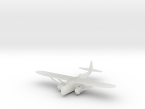 1/300 Potez 540 in Smooth Fine Detail Plastic