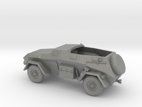 1/100 (15mm) Sdkfz 247 ausf b in Gray PA12