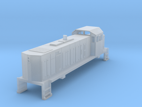 VR N Scale T Class Diesel (Low Nose) in Smooth Fine Detail Plastic