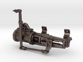 1:20.3 Scale Reverse Gear in Polished Bronzed-Silver Steel