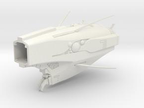 LOGH Imperial Salamander 1:3000 (Part 2/2) in White Natural Versatile Plastic