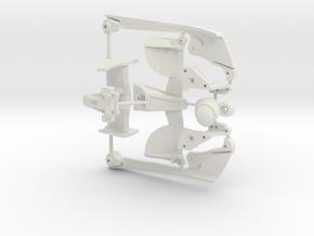 Pack-INDY-EV1 in White Natural Versatile Plastic
