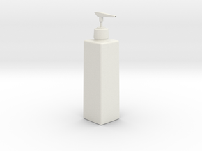 多功能酒精瓶 in White Natural Versatile Plastic: Medium