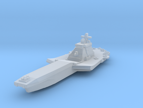 Gundam carrier Spengler 1:5000, waterline in Smooth Fine Detail Plastic