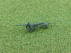 Sovjet 152mm ML-20 Howitzer (travelling) 1/285 in Smooth Fine Detail Plastic