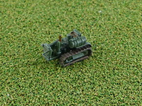 Russian Stalinetz S-60 Tractor 1/285 in Smooth Fine Detail Plastic