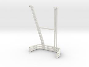 84JCon Gold Dust Express II Roll Bar in White Natural Versatile Plastic