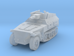 Sdkfz 250/8 B 1/144 in Smooth Fine Detail Plastic