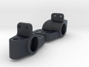 grappe-lazer-rear-hubs-3deg-v2 in Black PA12