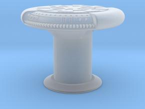 DeAgo Falcon - Holo Chess Table in Smooth Fine Detail Plastic