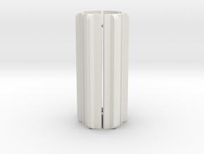 MR-Ani-Grips in White Natural Versatile Plastic