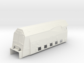 panzerlok br 52 ww2 ho piko loco armoured train in White Natural Versatile Plastic