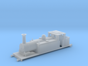 N gauge LBSCR E1 in Smooth Fine Detail Plastic