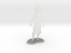 Schoony - Boy Soldier (28mm Tall) in Smooth Fine Detail Plastic