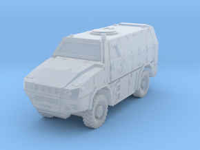 Iveco MPV VTMM 4x4 in Smoothest Fine Detail Plastic: 1:220 - Z