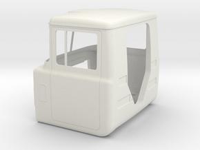 M-Cab-1to18 in White Natural Versatile Plastic