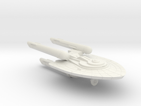 3125 Scale Federation New Fast Cruiser (NCF) WEM in White Natural Versatile Plastic