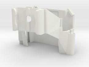 DJi Mavic Mini Beltmount in White Natural Versatile Plastic