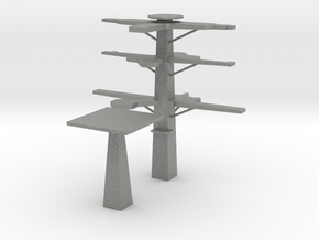 1/144 CVN - Mast set in Gray PA12