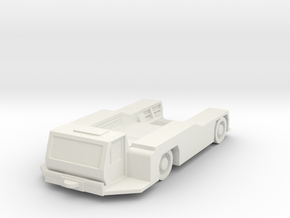 Goldhofer AST-1L Tractor 1/160 in White Natural Versatile Plastic