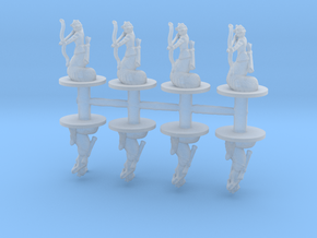 Medusa 6mm Infantry Epic fantasy miniature models in Smooth Fine Detail Plastic