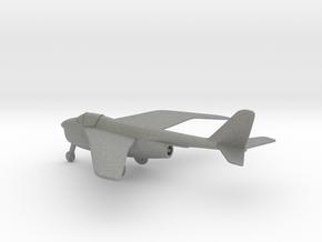 Heinkel He P.1078A in Gray PA12: 1:144