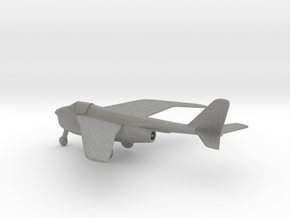 Heinkel He P.1078A in Gray PA12: 1:144
